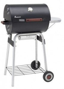 Landmann Black Taurus 440 Charcoal Drum Barbecue
