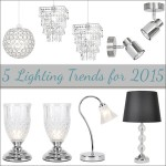 5 Lighting Trends for 2015