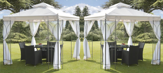 Replacement Roof Canopy for Suntime 2.5m Polenza Gazebo