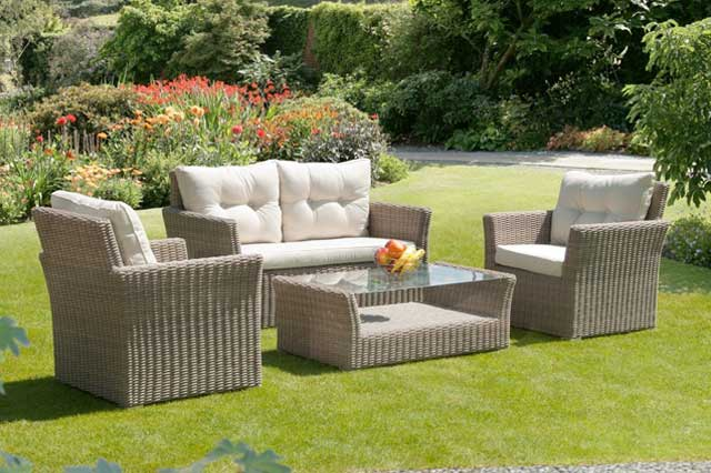 Causeway Bay Outdoor Sofa Set