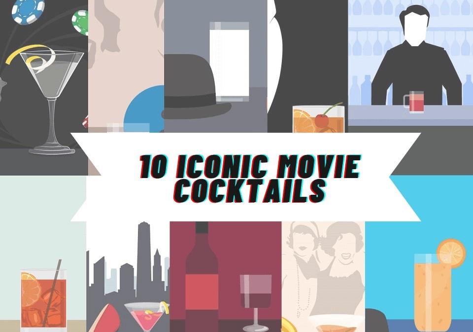 10 iconic movie cocktails