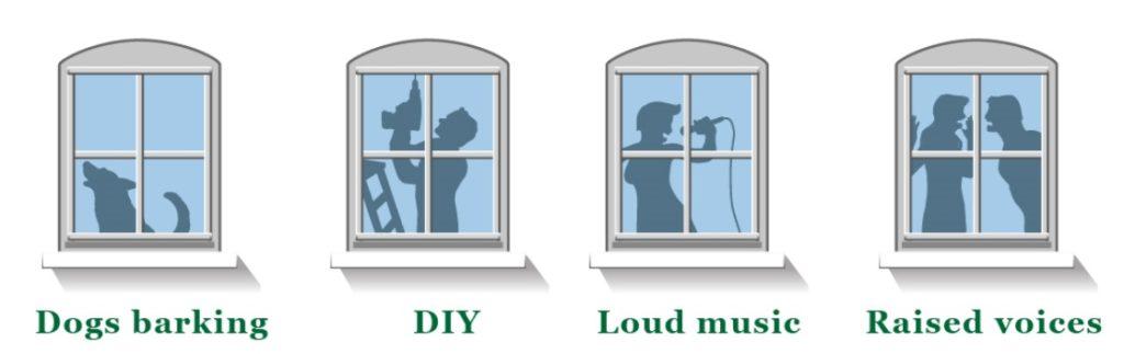 noise complaints 1